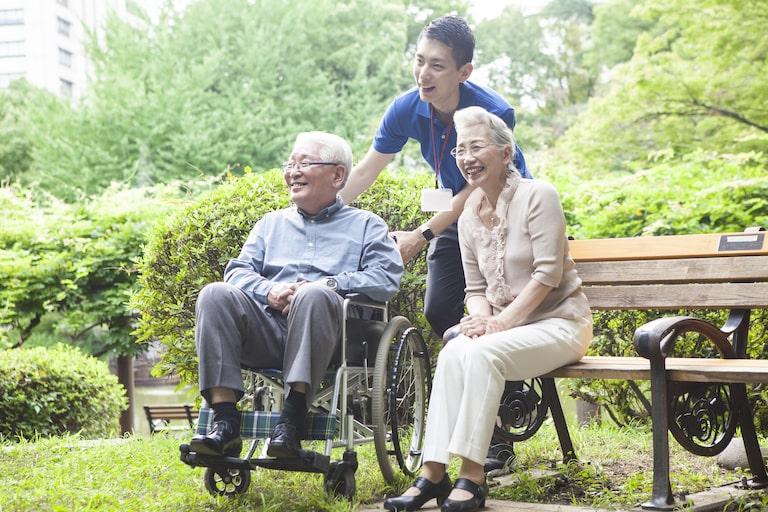 介護保険と医療保険の併用