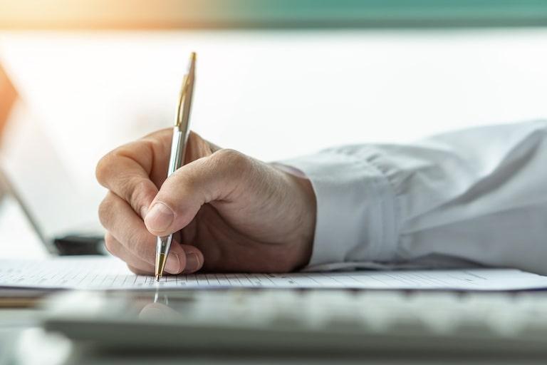 医療保険の給付金の請求手順