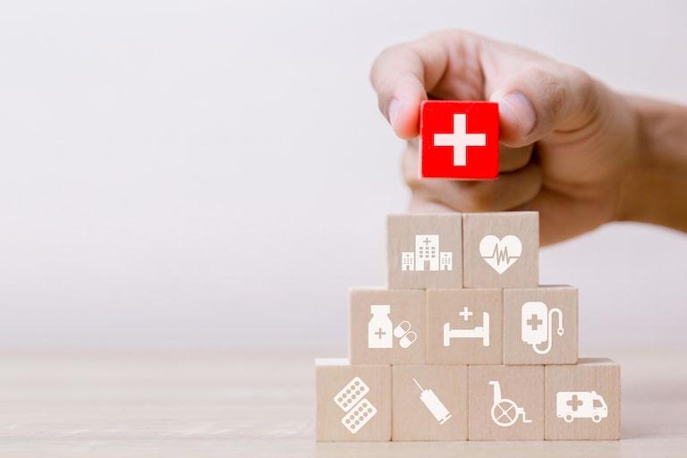 病気・手術には医療保険、どんな保障内容、種類とプランがある