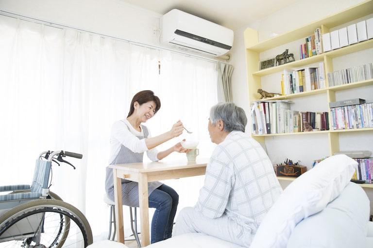 介護保険制度で、訪問介護サービスを利用できる人
